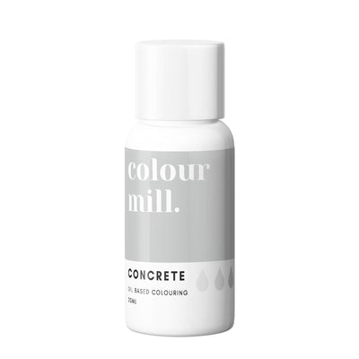 Colour Mill Oil Based Colour - Concrete