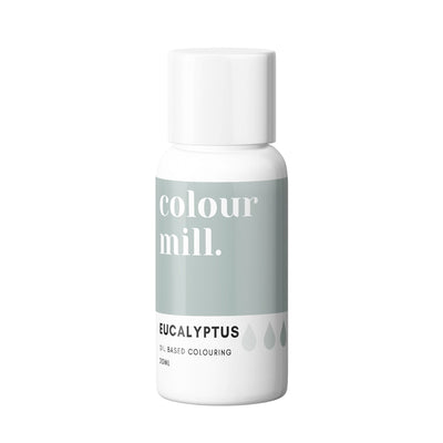 Colour Mill Oil Based Colour - Eucalyptus