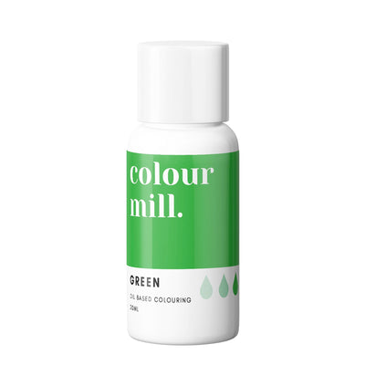 Colour Mill Oil Based Colour - Green