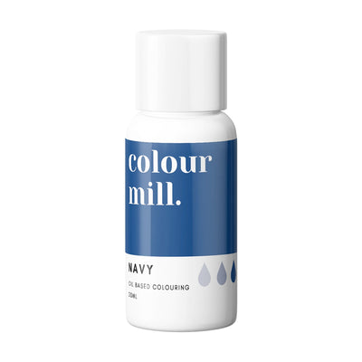 Colour Mill Oil Based Colour - Navy