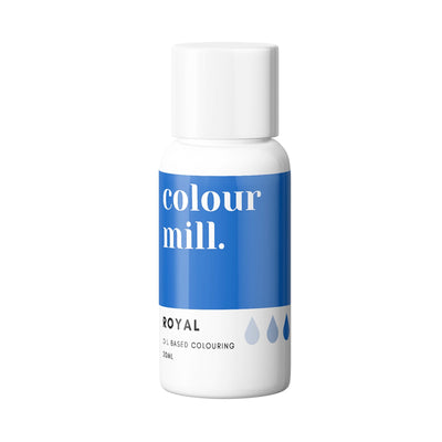 Colour Mill Oil Based Colour - Royal Blue