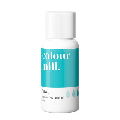 Colour Mill Oil Based Colour - Teal
