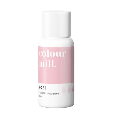 Colour Mill Oil Based Colour - Rose