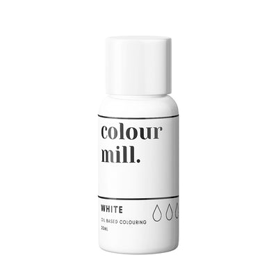 Colour Mill Oil Based Colour - White- 100ml
