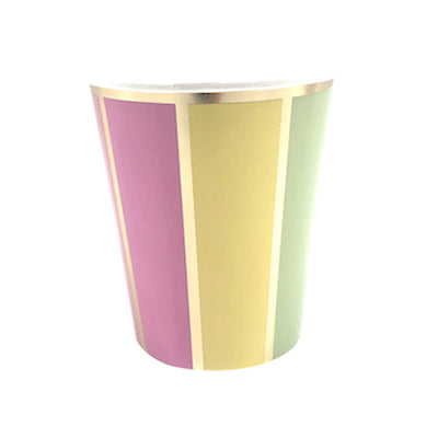 Colour Wheel Party Cups