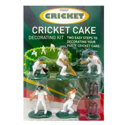 Cricket Team Cake Toppers