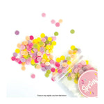 Sprink'd Wafer Paper Shapes Decorations - Confetti