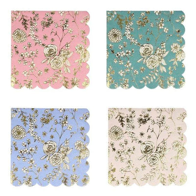 Meri Meri English Garden Lace- Small Napkins