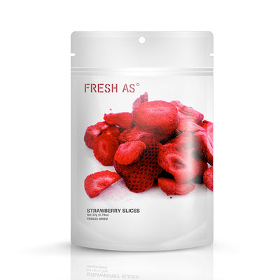 Fresh As Freeze Dried Fruit - Strawberry Slices