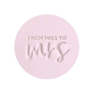 Little Bisckut-Cookie Stamp - Miss to Mrs