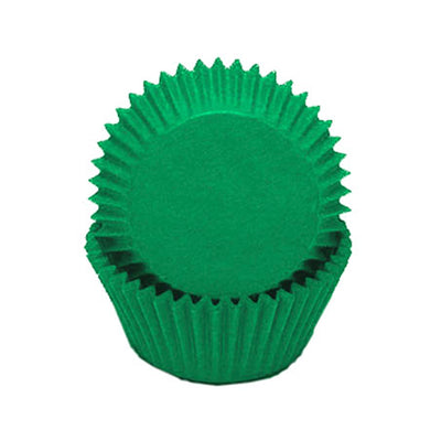Large Cupcake papers - Green