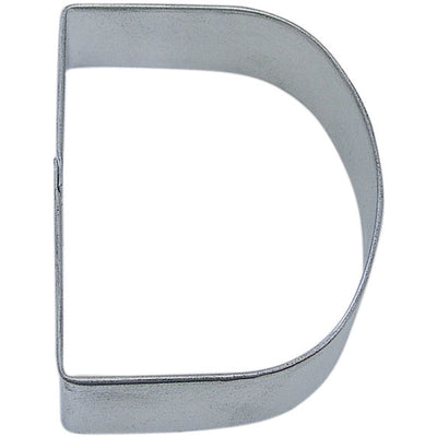 Large Cookie Cutter - Letter D