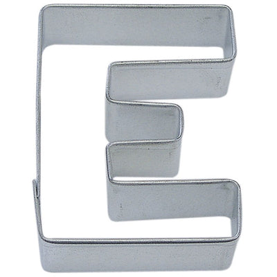 Large Cookie Cutter - Letter E