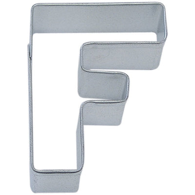 Large Cookie Cutter - Letter F