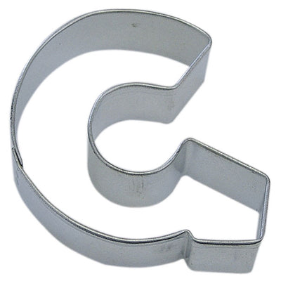 Large Cookie Cutter - Letter G