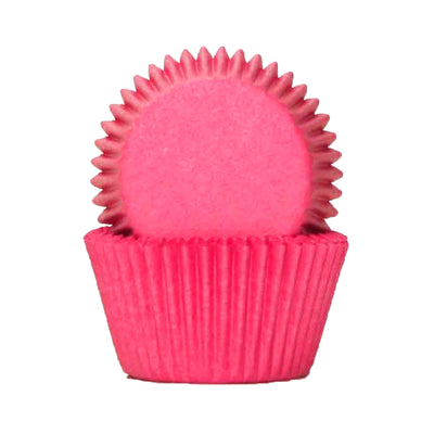 Large Cupcake papers - Lolly Pink
