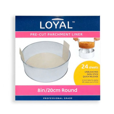 Loyal Parchment Paper - 8 inches