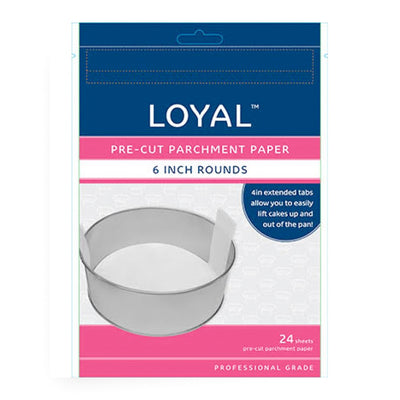 Loyal Parchment Paper - 6 inches