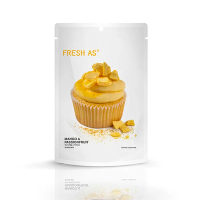 Fresh As Icing Mix - Mango and Passionfruit- 200g