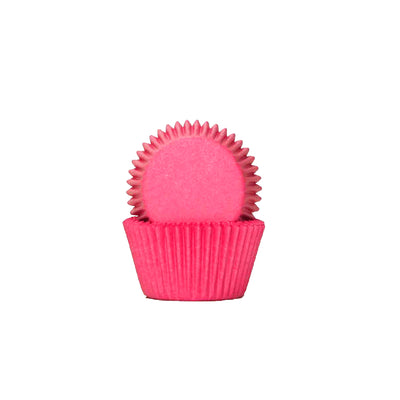 Mini Cupcake Papers - Lolly Pink