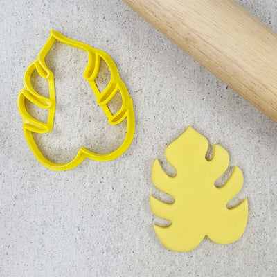 Cookie Cutter - Monstera Leaf