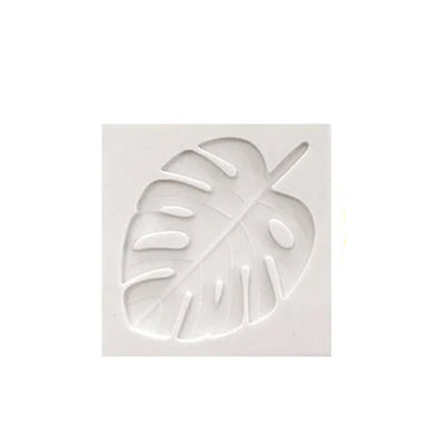 Silicone Mould - Monstera Leaf