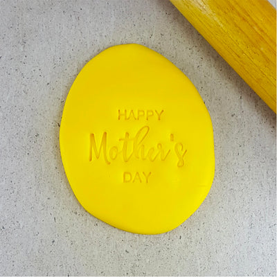 Cookie Stamp - Happy Mothers Day V2