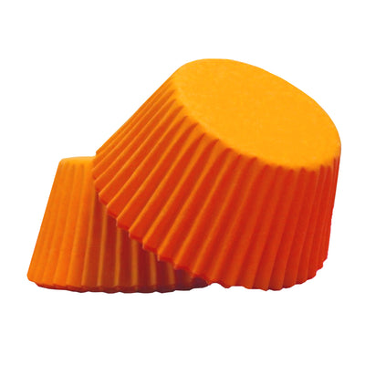 Large Cupcake papers - Orange