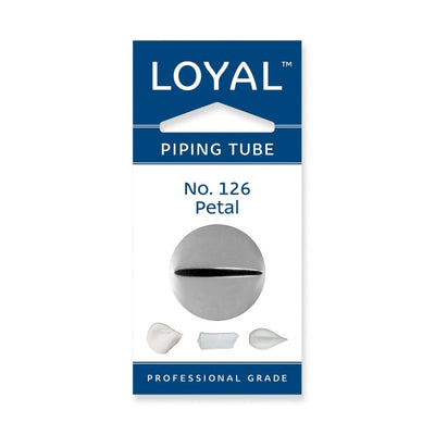 Loyal Piping Tip - 126 Petal