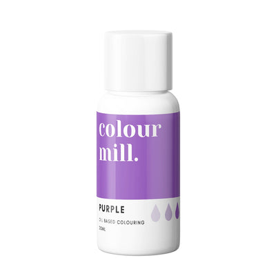 Colour Mill Oil Based Colour - Purple