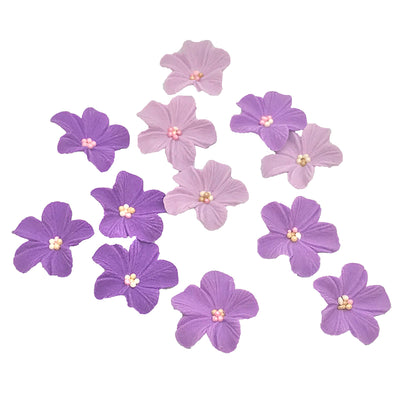Sugar Blossoms - 12 pack- Purple Ombre