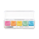 Sweet Sticks - Mini Paint Palette - Rainbow