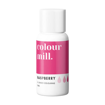 Colour Mill Oil Based Colour - Raspberry