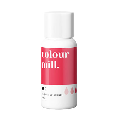 Colour Mill Oil Based Colour - Red