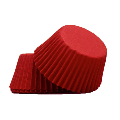 Large Cupcake papers - Red