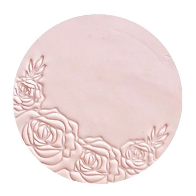 Little Bisckut-Cookie Stamp - Rose Border