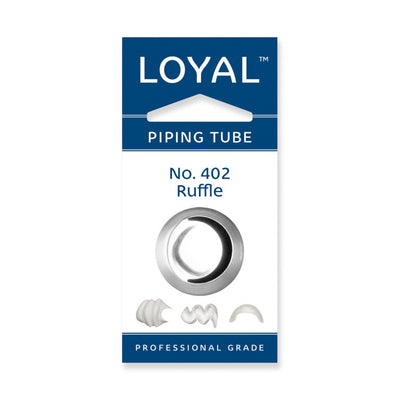 Loyal Piping Tip - 402 Ruffle