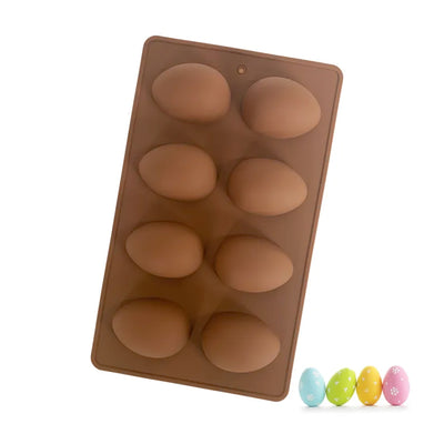 Silicone Mould - Easter Eggs