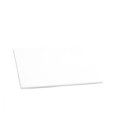 White MDF Cake Board - Square- CLICK TO VIEW SIZES