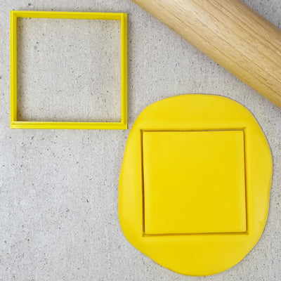 Cookie Cutter - Square-  70mm