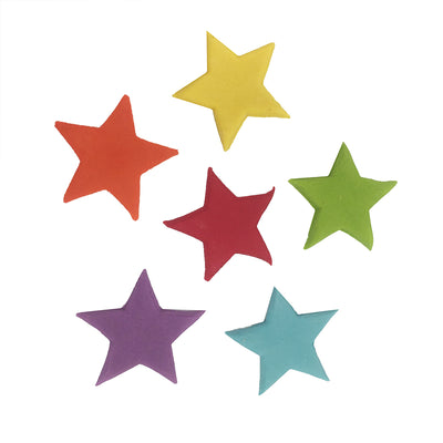 Stars Cupcake Toppers- 20 set