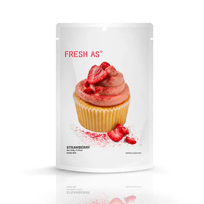 Fresh As Icing Mix - Strawberry- 200g