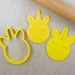 Cookie Cutter and Embosser Set - Unicorn