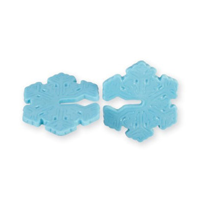 Wilton 3D Snowflake Candy Mould