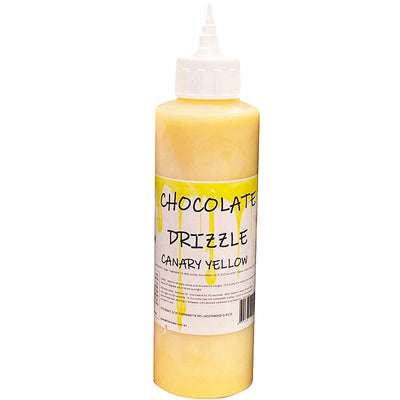 Chocolate Drip- Canary Yellow- 250g