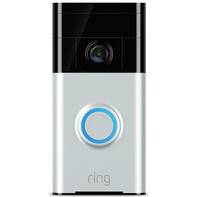 Ring Video Doorbell (Satin Nickel)