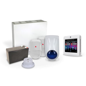 Paradox Alarm Kit With Touch Screen