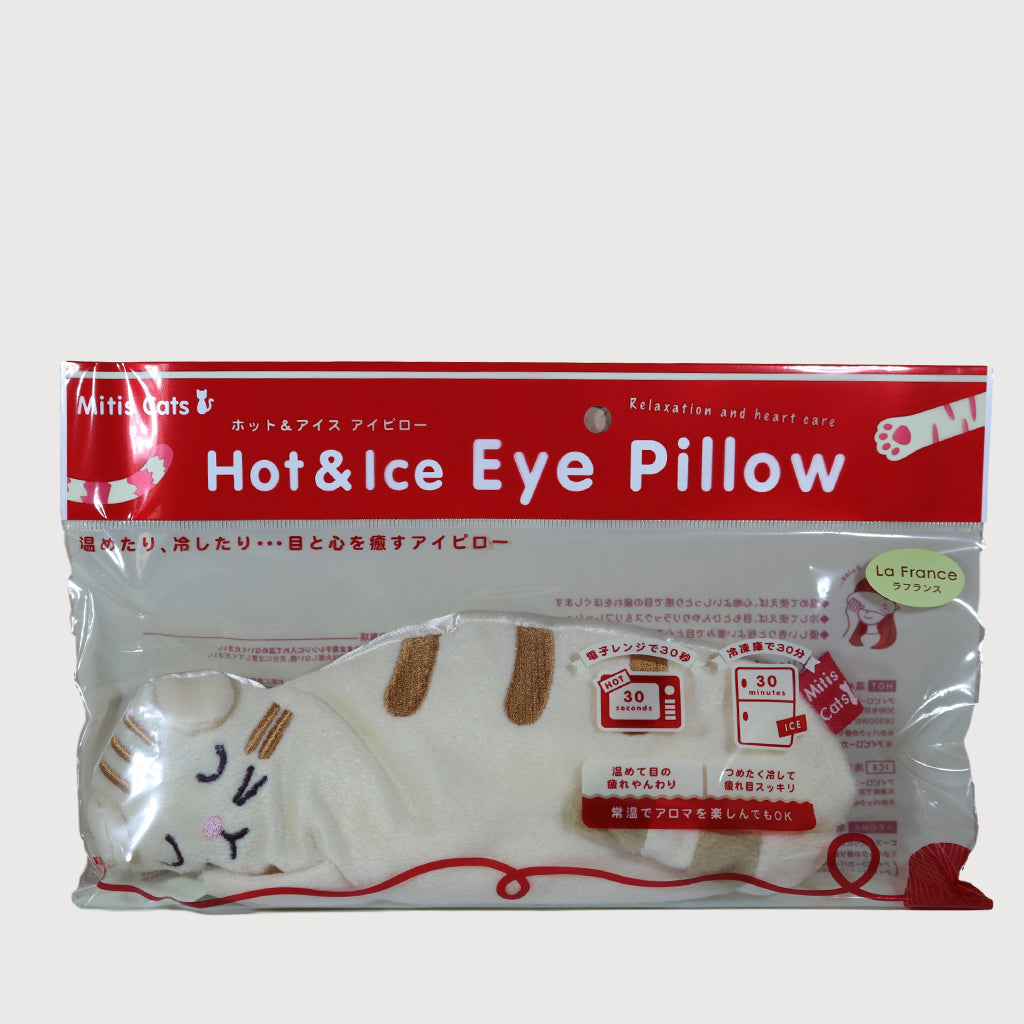 Hot & Ice Eye Pillow For Relaxation - La France