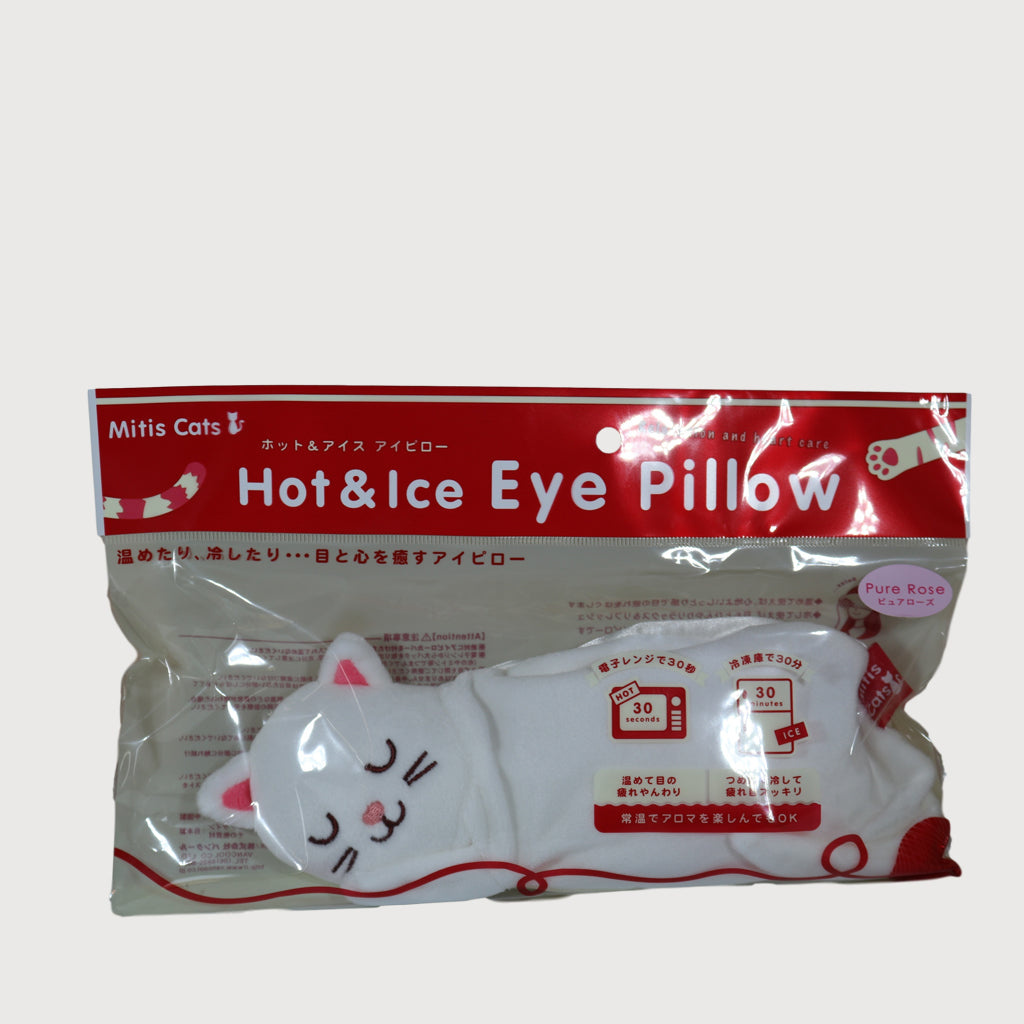 Hot & Ice Eye Pillow For Relaxation - Pure Rose