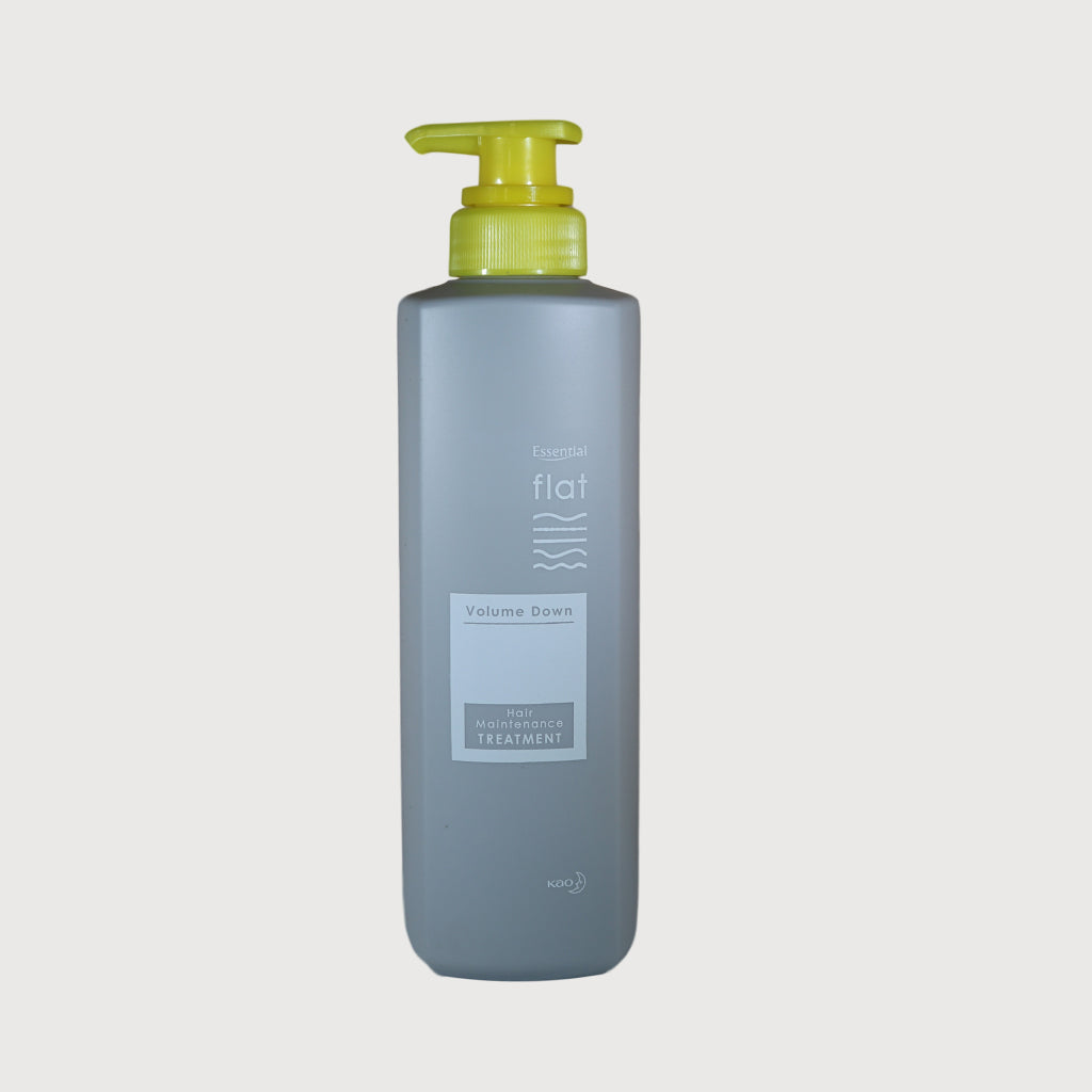 Essential Flat Volume Down Treatment/Conditioner 500ml